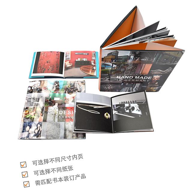 书本内页打印 Printing